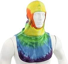 Majestic PAC II Multi Tie Dye NFPA 1971-2013 - Notched - Multi-Colored Tye-Dye