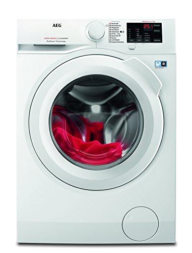 AEG L6FB54470 Waschmaschine / 7,0 kg / Leise / Mengenautomatik / Nachlegefunktion / Kindersicherung...