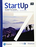 StartUp Level 7 Student Book with MyEnglishLab & Mobile App