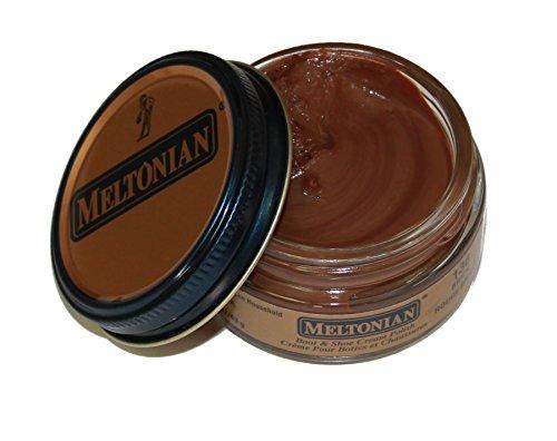 Meltonian Shoe Cream, 1.55 Oz, Brick
