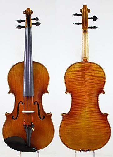 LOIKHGV Geige- Öl Antik Violine Kopie! Fein Ton Professionelle Ebene, wie Gezeigt