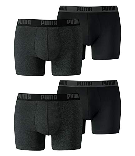 PUMA Boxershort Basic 4er Pack, Meerkleurig, XXL
