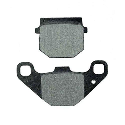 mächtig der welt L Vorderradbremsbeläge aus Metall für Piaggio NRG50 Power LCD D2011