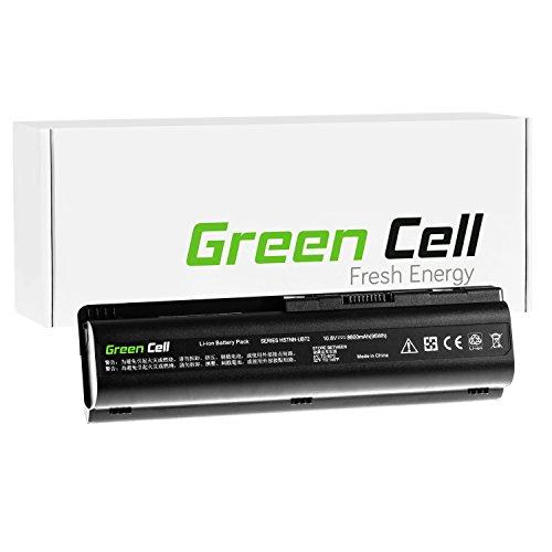 Green Cell® Extended Serie Batería para HP Pavilion DV6-1020ES Ordenador (12 Celdas 8800mAh 10.8V Negro)