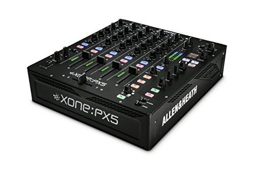 Allen & Heath Xone PX5mesa de mezclas para DJ profesional 4+...