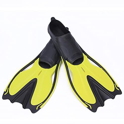 JWDS Aletas de Buceo Aletas De Natación para Adultos Snorkeling Pie Albarojas para Niños Finanzas De Buceo Principiante Equipo De Natación Portátil Adulto Y Niños Buckers