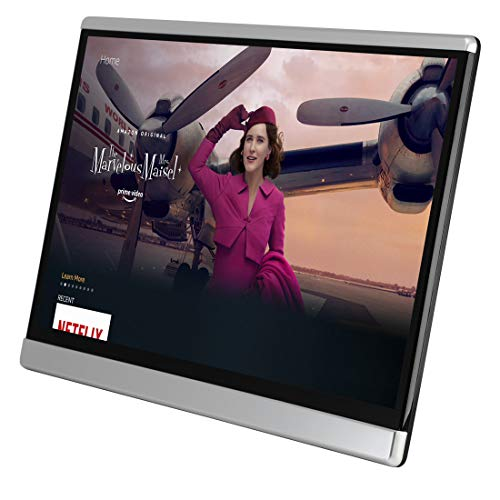 13.3'' Android 9.0 Car Headrest Video Player with WiFi
