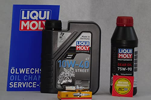MotorFunSports Daelim S16 125 - Kit de mantenimiento para...
