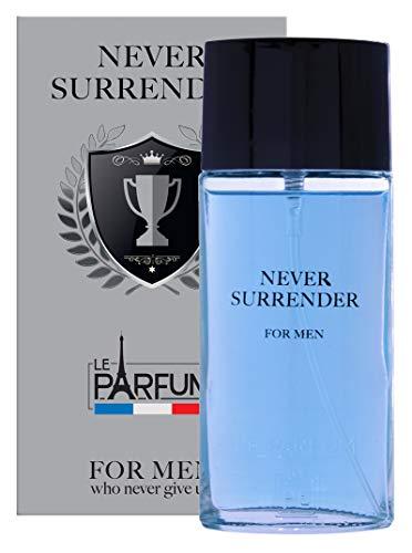 LE PARFUM DE FRANCE Never Surrender Eau de Toilette Homme 75 ml