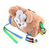 Sensory Toys for Alzheimer Patients Anxiety Relief Autistic Dementia Therapeutic Tool (Khaki)