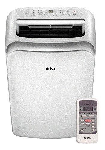 A.A Portatil Daitsu APD12HR, frio 3000kcal, calor