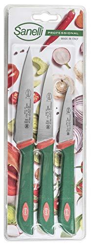 Juego de 3 cuchillos de frutas y verduras: cuchillo multiusos 7 –...