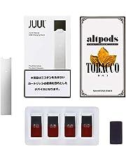 電子タバコ JUUL 正規品 altpods 互換POD スターターキット VAPE TOBACCO(タバコ)