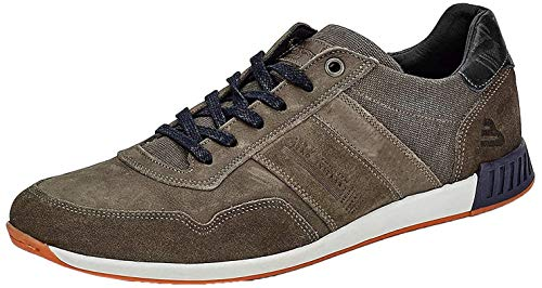 BULLBOXER Herren Sneaker Low grau 40