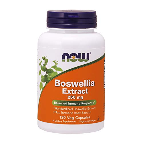Now Foods Extracto de Boswellia - 250 mg, 120 Cápsulas