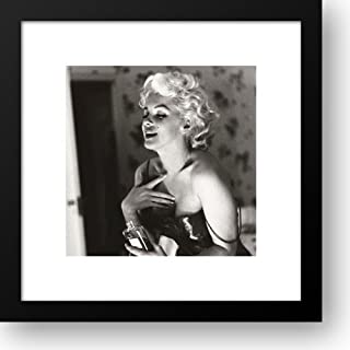 Marilyn Monroe - Chanel No. 5 24x24 Framed Art Print by Feingersh, Ed