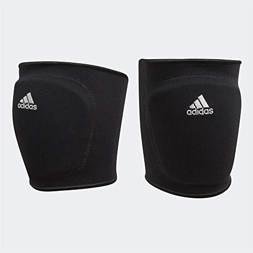 adidas Herren 5-Inch Knieschoner, Black/White, S
