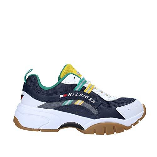 Tommy Hilfiger EM0EM00482 - Zapatillas deportivas para hombre Size: 44 EU
