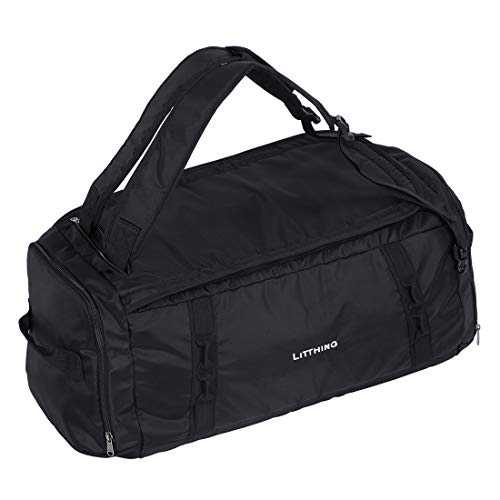 Travel Duffel Bag Large Capacity Yoga Gym Bag Laptop Backpack Backpack with...