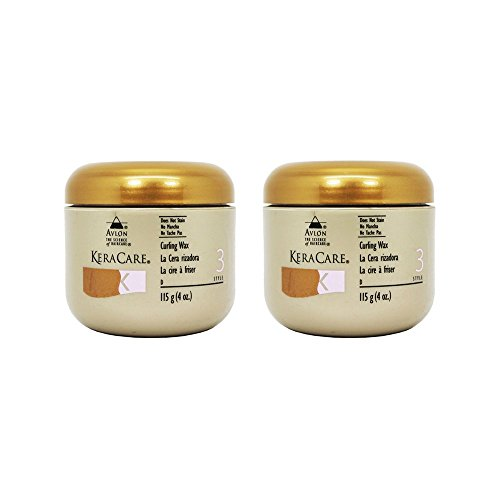 "Avlon KeraCare Curling Wax 4 oz""Pack of 2"""