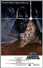 Star Wars Movie Poster Mini Poster 12x18 inch Print Frameless Art Gift 30.5 x 46 cm