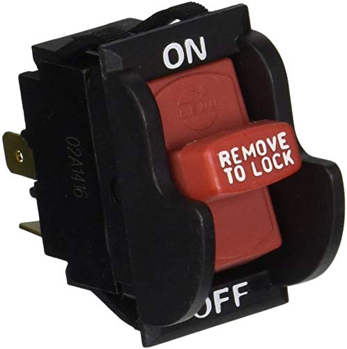 Gadgetool SW7A Table Saw On-Off Toggle Switch Replacement for Delta 489105-00 Ryobi 46023