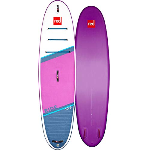 Red Paddle 10'6″ Ride SE MSL Tabla Sup, Adultos Unisex, Púrpura, Uni