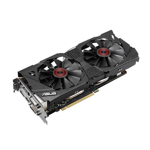 ASUS 90YV07F0-M0NA00 NVIDIA GeForce GTX 970 4GB - Tarjeta gráfica (Activo, NVIDIA, GeForce GTX 970, GDDR5, PCI Express 3.0, 4-Way SLI)