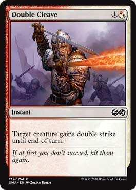 Magic: The Gathering - Double Cleave - Ultimate Masters - Common