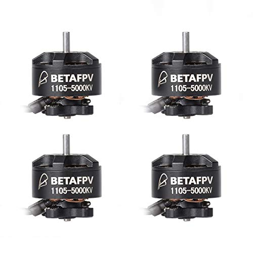 BETAFPV 4pcs 1105 5000KV Brushless Motors Customized for Beta85X 4S FPV Racing Drone Micro Quadcopter Cine Whoop