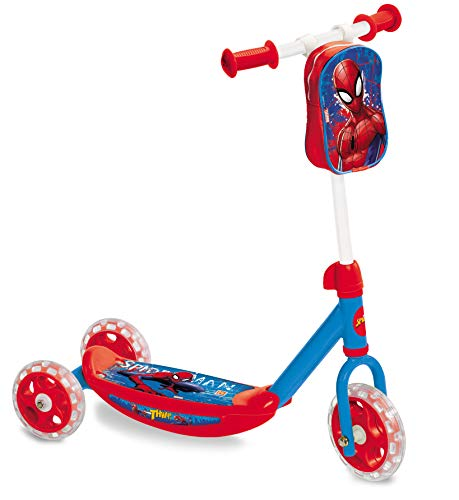 Mondo - 18273 - Vehicule - My First Scooter Spiderman