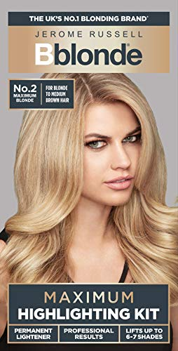 JEROME RUSSELL BBLONDE Permanent Colour, No. 2 Highligh