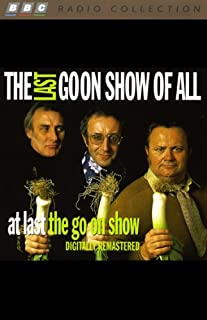 The Last Goon Show of All & At Last the Goon Show cover art
