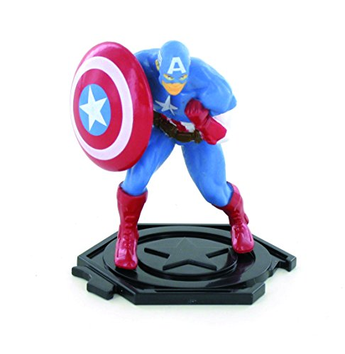 Avengers- Figura capitán américa (Comansi 96025)