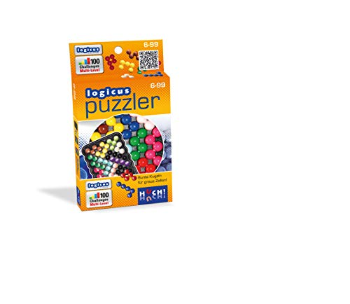 Huch & Friends 77055 Logicus: Logicus Puzzler