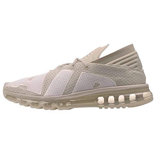 Nike Air Max Flair Mens Running Trainers 942236 Sneakers Shoes (UK 9 US 10 EU 44, Light Bone White Cool Grey 005)
