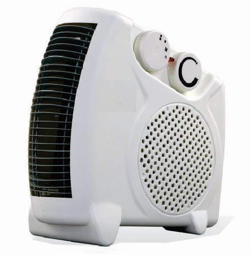 URBAN KING-brand Fan Heater 1PC || Heat Blow || smart Room heaterII White/Black(1000W/2000W) random color (ONLY 1 PC)(RANDOM NAME)