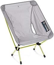Helinox Chair Zero Ultralight Compact Camping Chair, Grey
