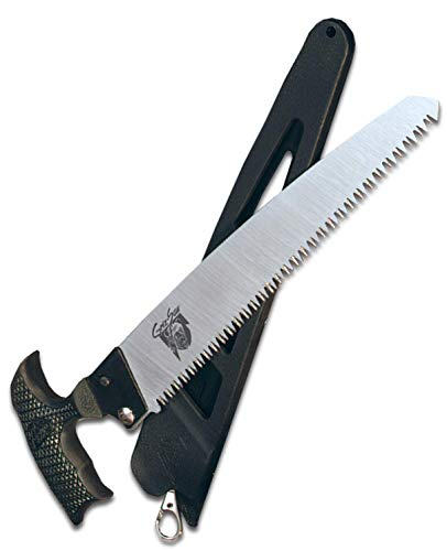 Outdoor Edge GrizSaw - Lightweight T-Handle Fixed Blade...