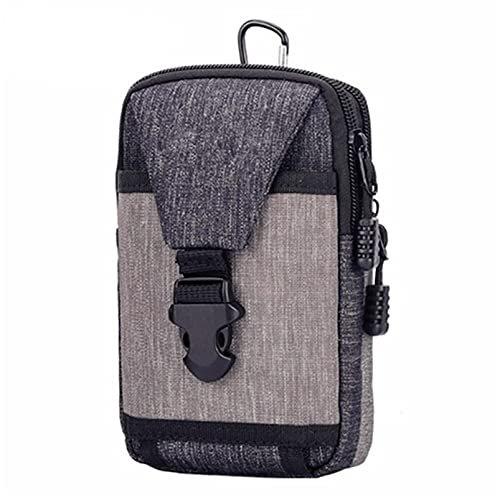 DAIHUI Bolsa de teléfono multifunción Bolsa de cintura universal al aire libre titular del teléfono celular (estilo 3)