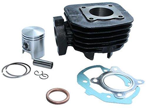 50ccm Ersatz Zylinder + Kolben Kit, Peugeot Ludix Speedfight 3 + 4 New Vivacity AC 50 (2-Takt)