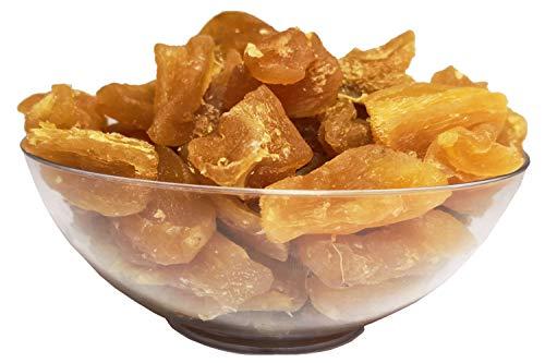 Ginger/ Zenzero Disidratato a Pezzi Naturale - Senza Zucchero e Solfiti - Qualità Superiore - 1 Kg - Garanzia Soddisfatto o Rimborsato