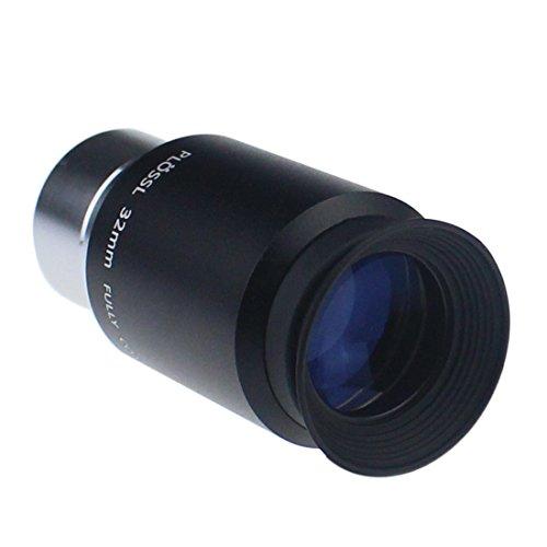 Solomark Optics 3,2Cm Telescopio Oculare Plossl 4Mm 6Mm 8Mm 12.5Mm 20Mm 32Mm–Blu Film Completamente Rivestito–Filettato Per Filtri Standard 3,2Cm Astronomia