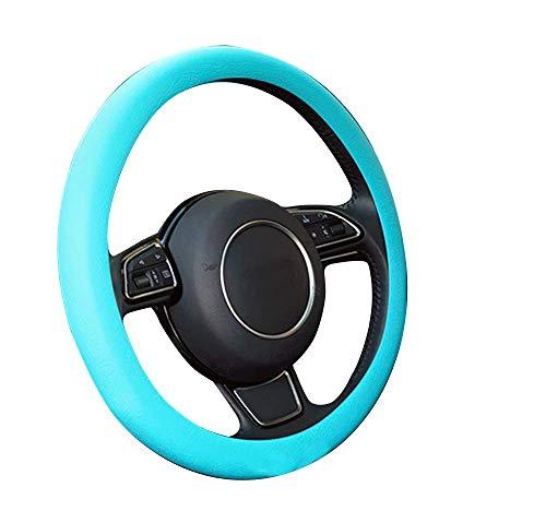 coprivolante auto 36-40cm azzurro