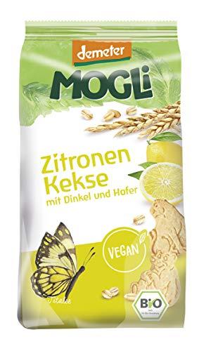 MOGLi Bio Zitronen Kekse demeter 125g (7x125g)