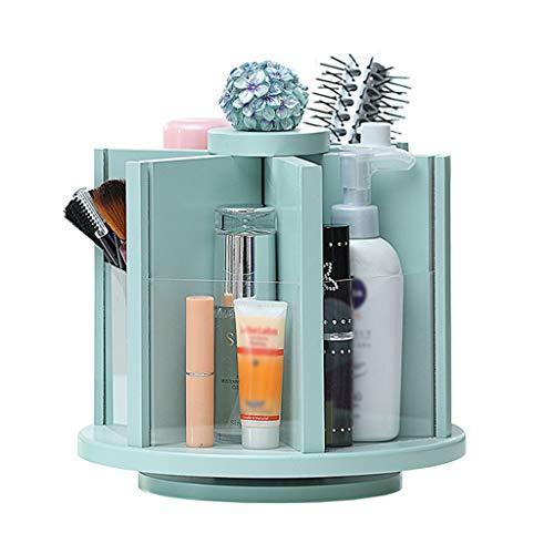 GYY Boîte de Rangement pour cosmétiques Jardin Produits de Soins de la Peau créatifs Boîte de Finition Télécommande Rack de Stockage pour Bureau (Colo