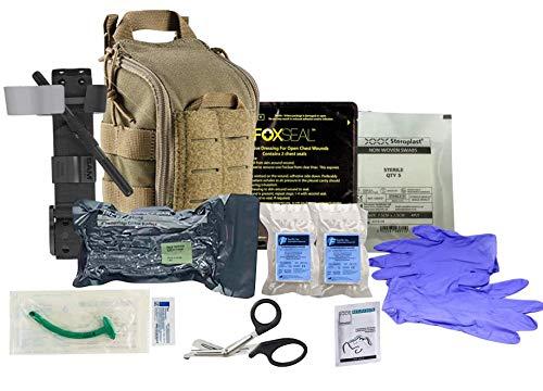 5.11 Sanitäterbeutel Trauma-Erste-Hilfe-Set (IFAK) (Coyote)