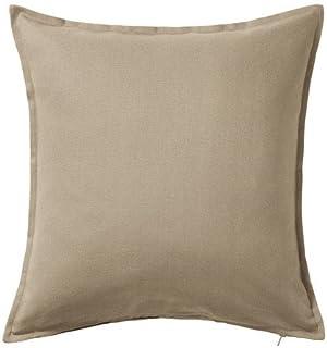 comprar comparacion IKEA Gurli - Funda de cojín, beige - 50x50 cm