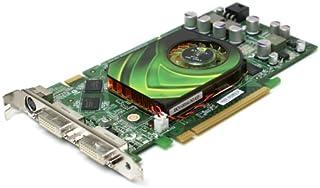 NVIDIA hh748GeForce 7900GS 256MBデュアルDVIビデオカード