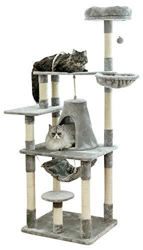 大型猫用キャットタワーの人気おすすめランキング25選【多頭飼い向けも紹介】